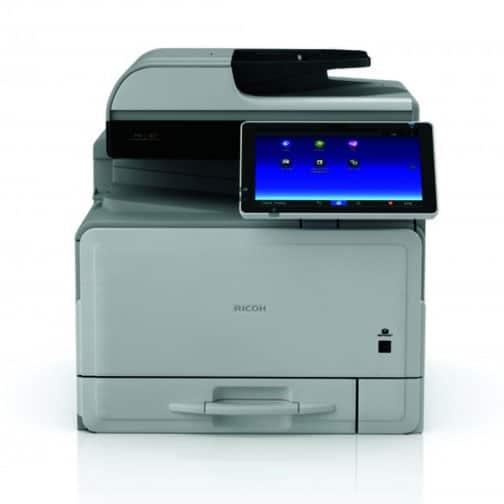 MP C307SPF All in One Colour Ricoh Printer