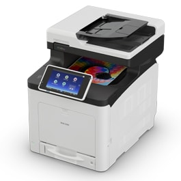 SP C360SFNw All in One Colour Ricoh Printer